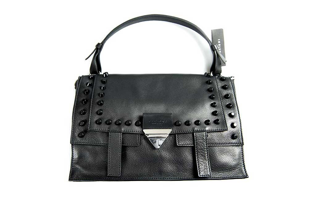 Eva bag, la borsa glam-rock di Orciani