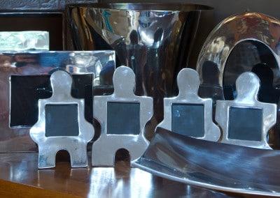 Cornici creative in alluminio dal Messico