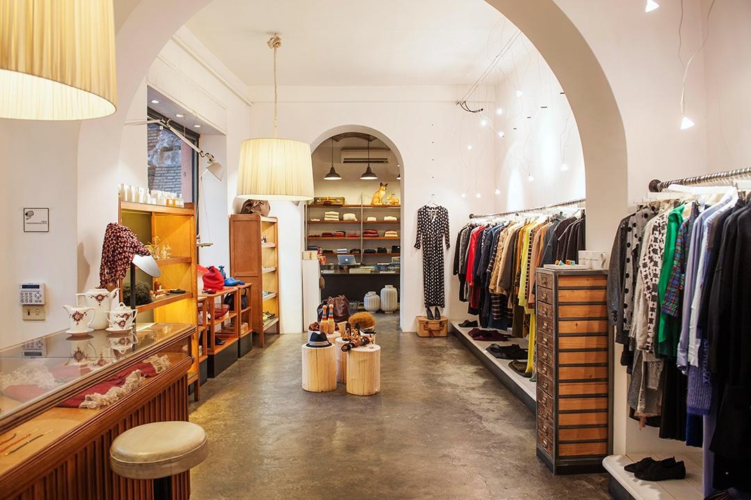 lol moda arte design negozio a roma su vetrineshop