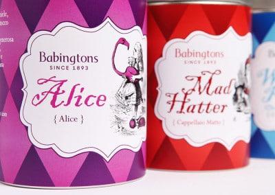 I Tè Alice nel Paese delle meraviglie