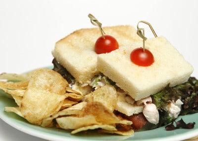 I Club Sandwich di Babingtons