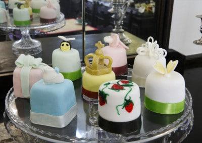 Torte decorate di Babingtons