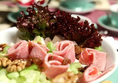 Le insalate miste di Babingtons
