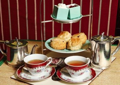 Babingtons cream Tea per due