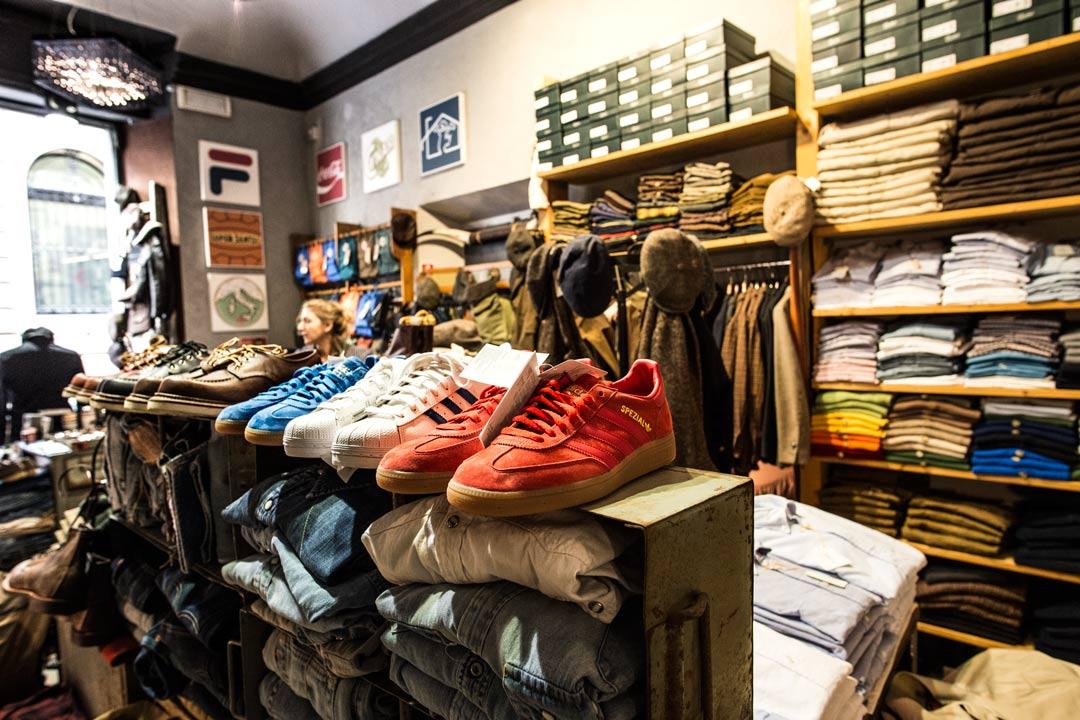 abbigliamento vintage uomo adidas