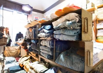 Camicie e jeans Levi's