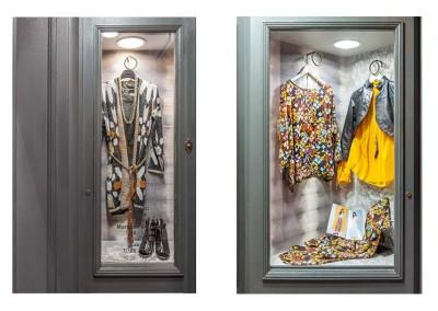 Le vetrine di Concept Fiftyfive