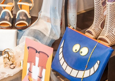 Borse creative da abbinare a sandali Chie Mihara e Steve Madden