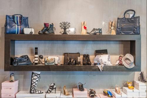 Concept Fiftyfive accessori e calzature