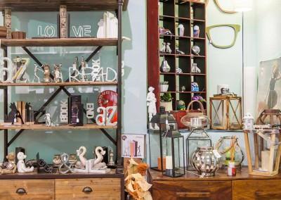 Grande varietà di Idee-regali per la casa
