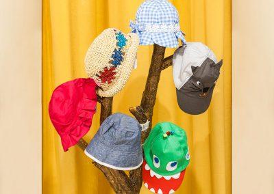 Cappellini divertenti e colorati