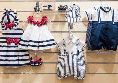 Moda marinière per bambini fashion