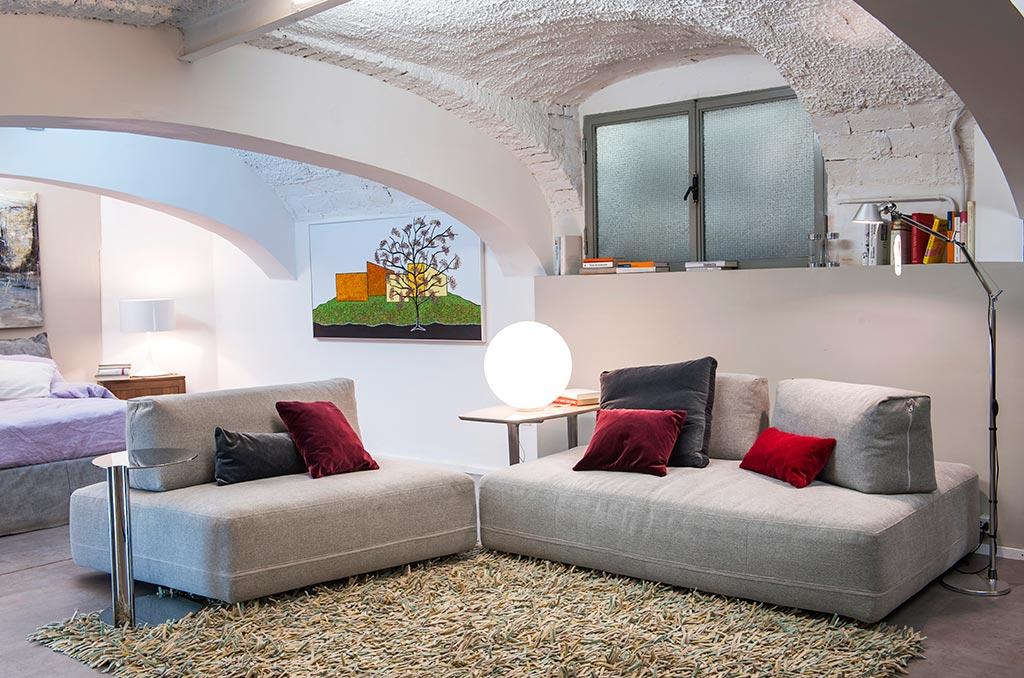 First houses negozio a roma su vetrineshop - Cuscini schienale divano ...