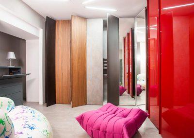Dressing room: Spazio armadi personalizzabili