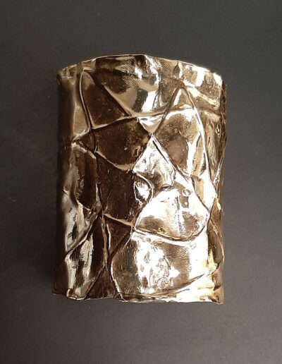 Bracciale KEMET, in bronzo di Exati Jewels