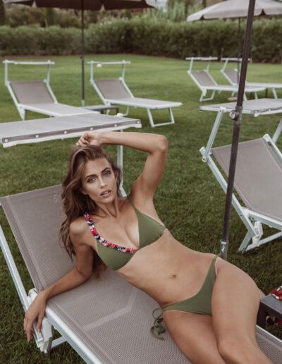 Rouches bikini di Otro Amor Bikini