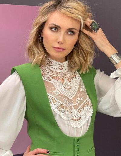 Sabrina Scampini indossa Ferrum Jewels
