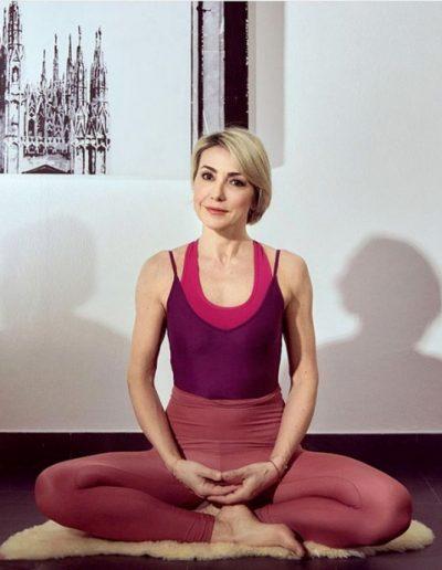 Francesca Senette indossa Mahr