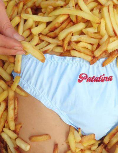 "Shh slip ""Patatina"""