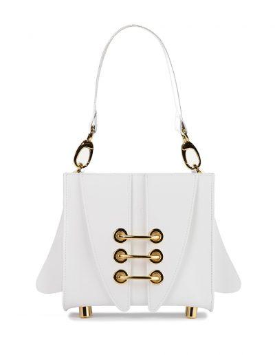 Empty Mini Bag White